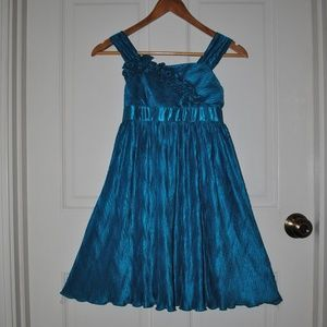 Girls Formal Dress, Size 10